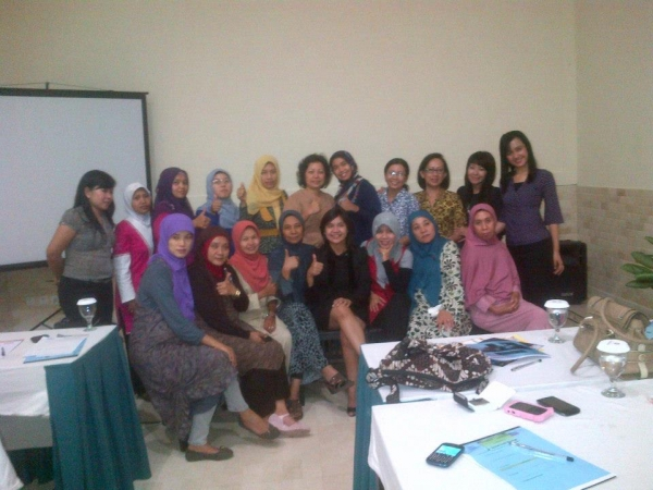 Entrepreneurship Training,Jogyakarta