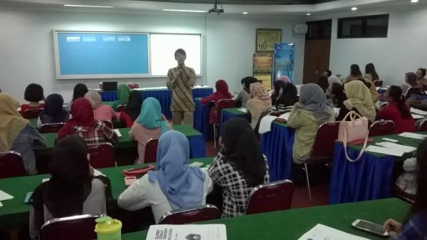 Training Mind Map STIE Indonesia